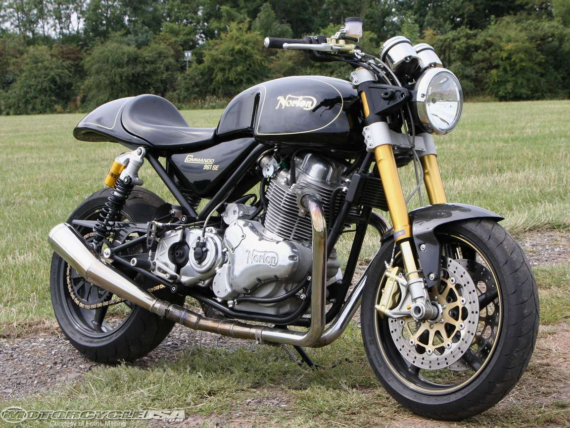 Norton Commando #8404185