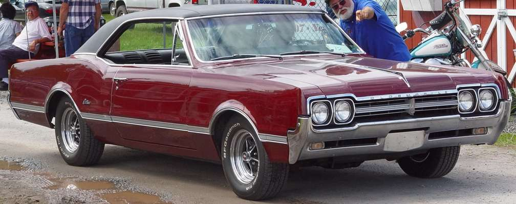 Oldsmobile Cutlass #9321160