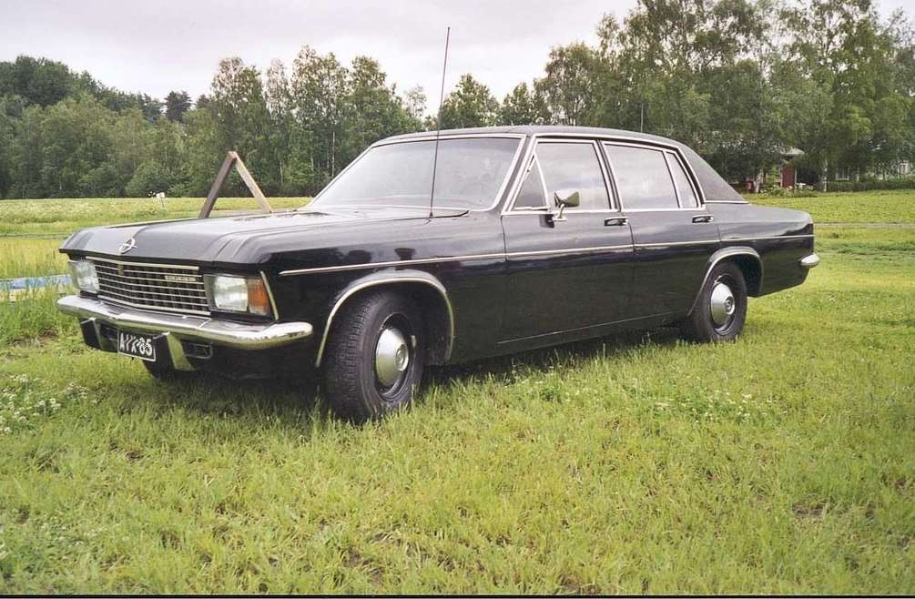 Opel Admiral #7880686