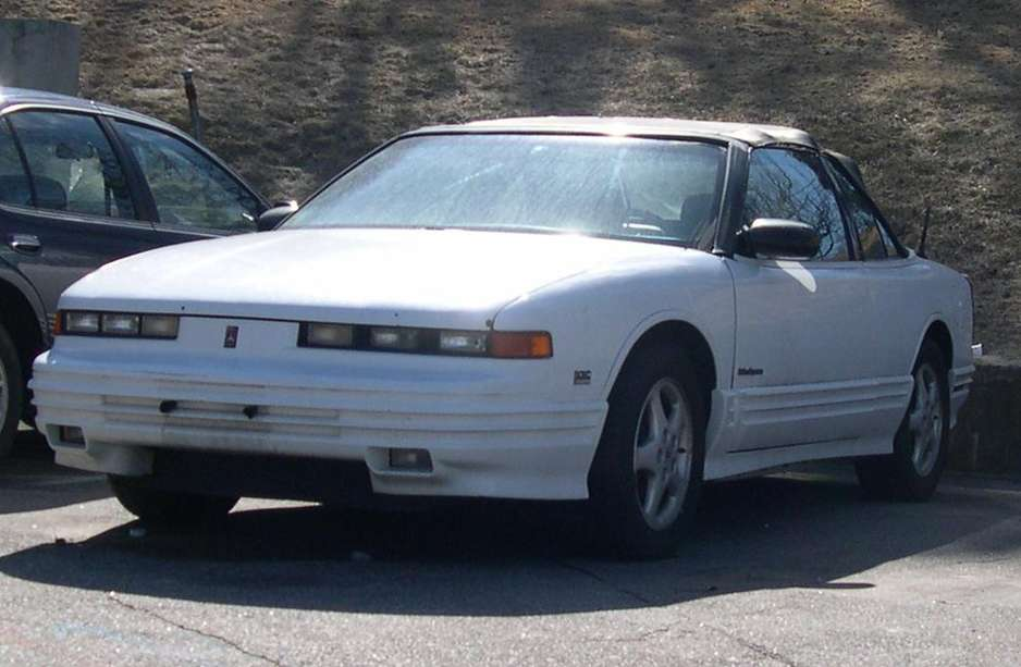 Oldsmobile Cutlass #9431994