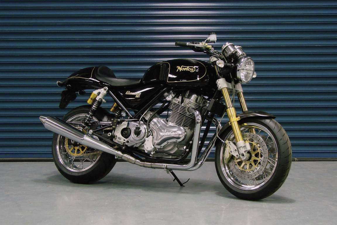 Norton Commando #9640721
