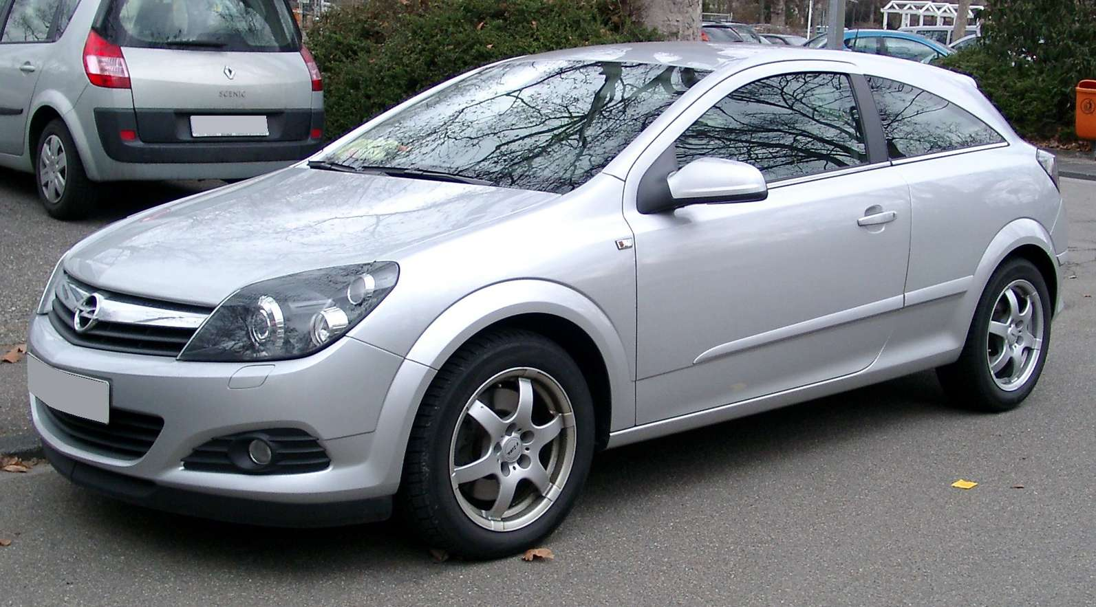 Opel Astra-H #9419363
