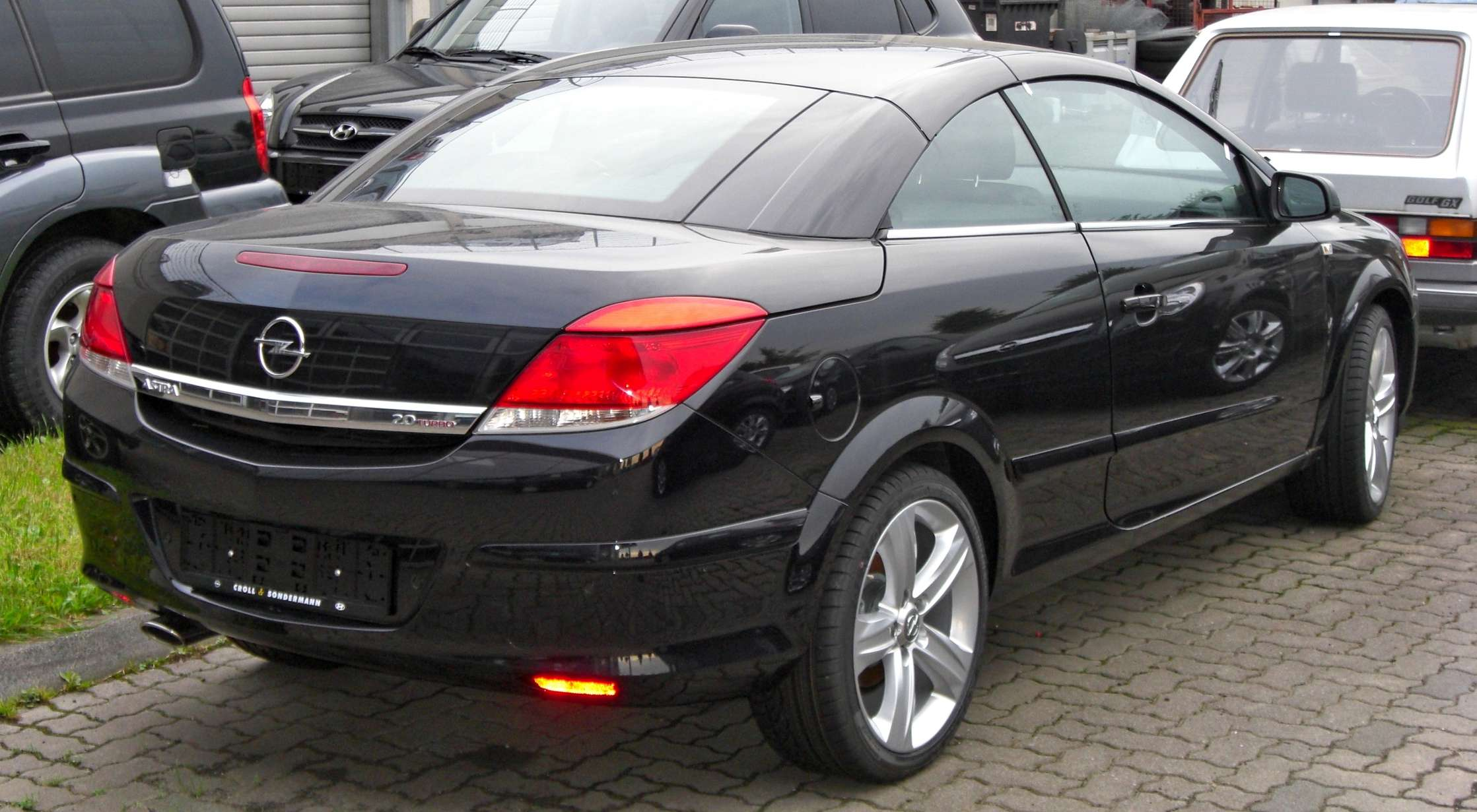 Opel Astra TwinTop #8359715
