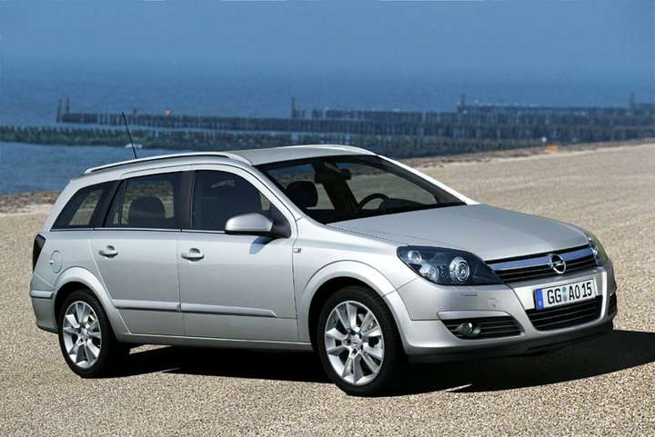 Opel Astra SW #7471264