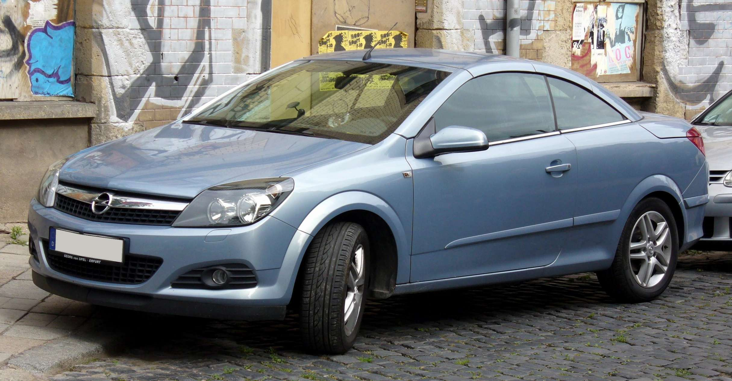 Opel Astra Twin Top #8489481