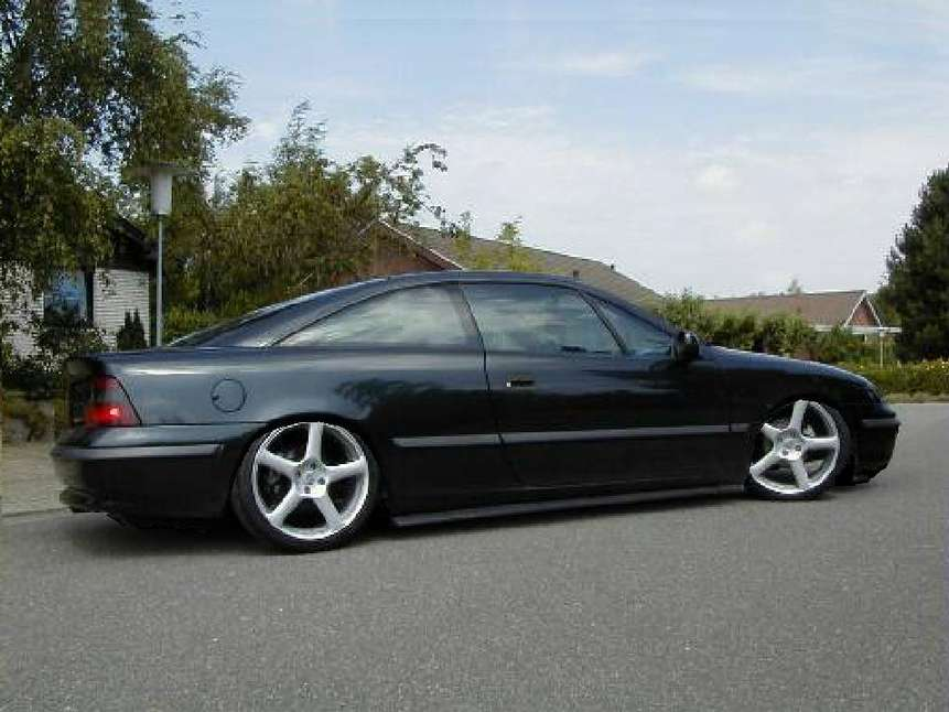 Opel Calibra turbo #9280121