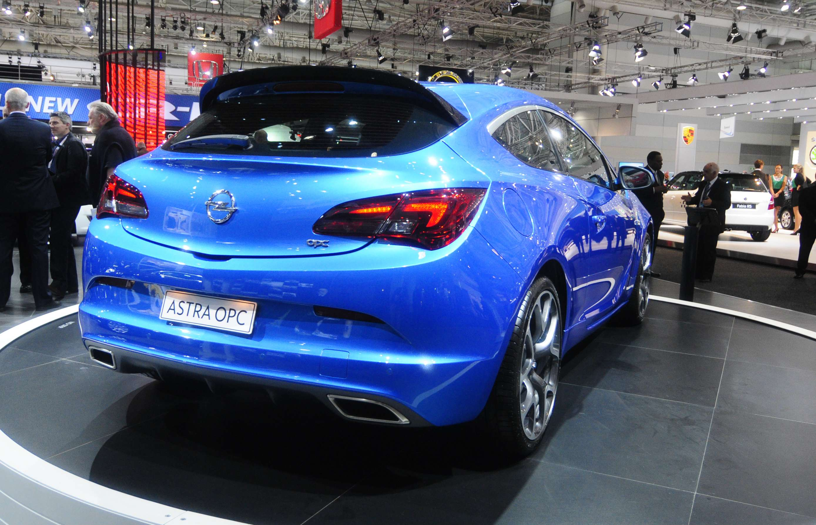 Opel Astra OPC #7567619