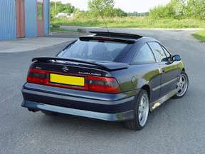 Opel Calibra turbo #7549488