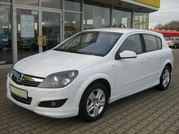 Opel Astra-H #8088068