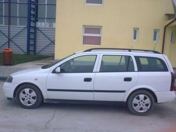 Opel Astra Break #9486538