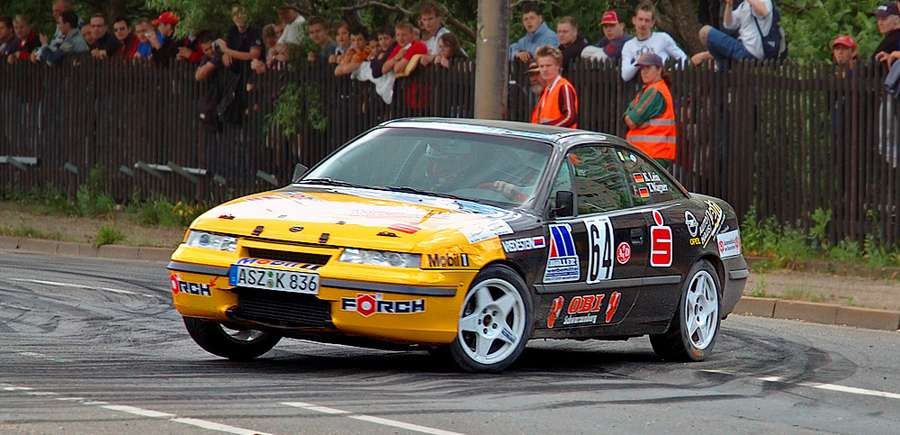 Opel Calibra turbo #9045588