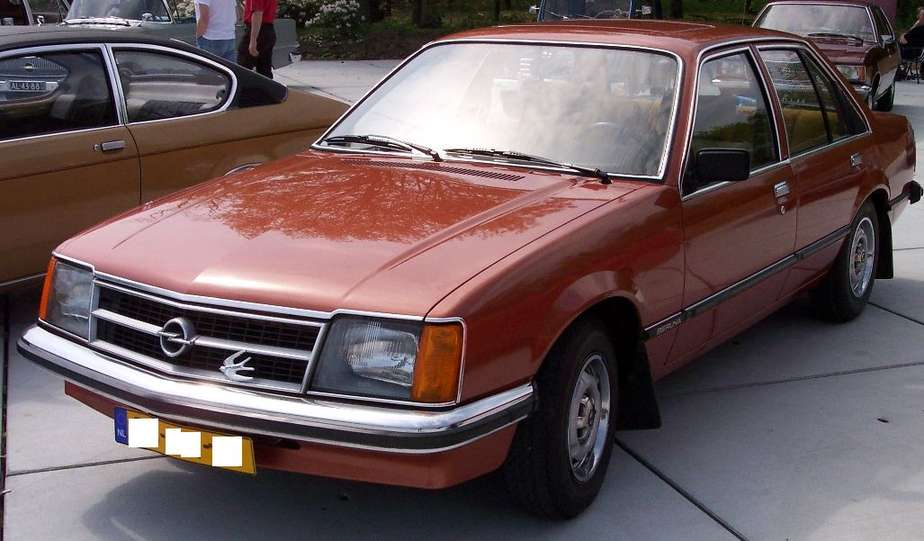Opel Commodore #9632459