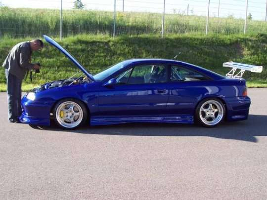 Opel Calibra turbo #7552255