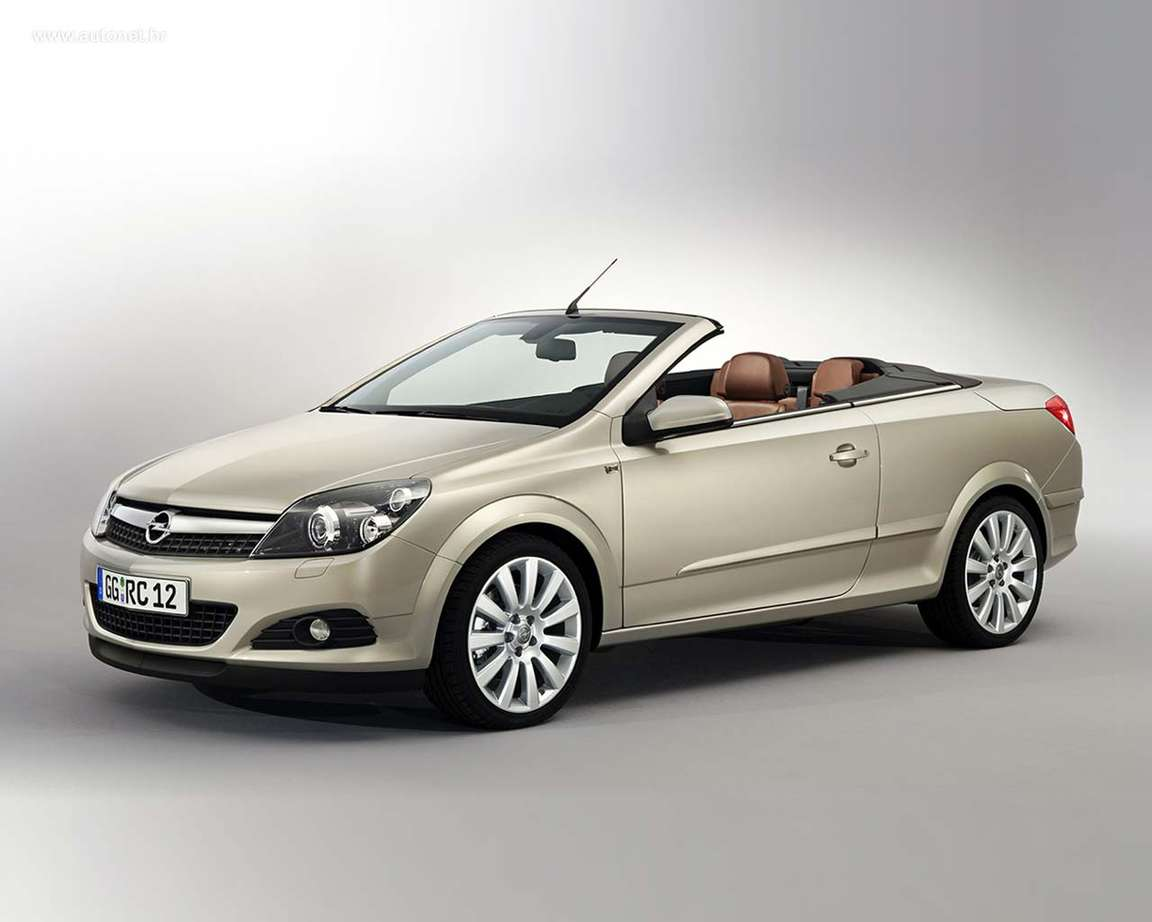 Opel Astra TwinTop #9989292
