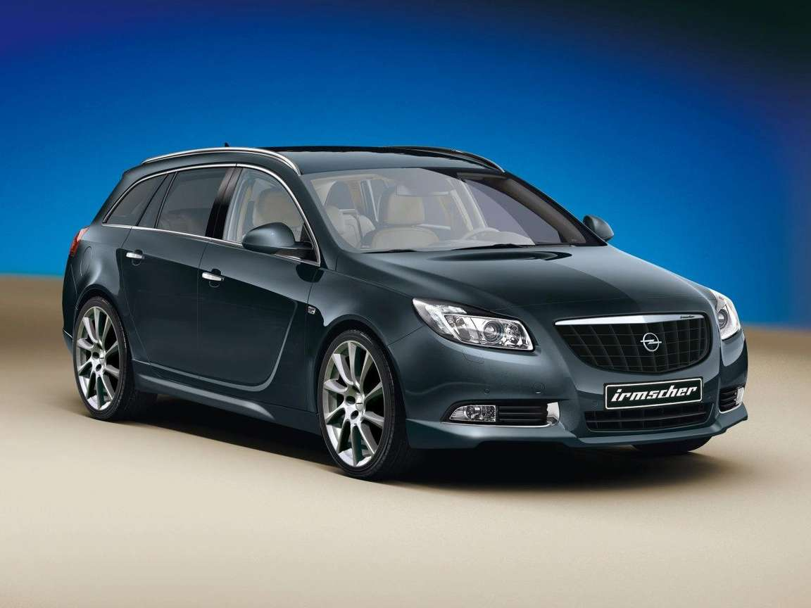 Opel Insignia Sports Tourer #9614201
