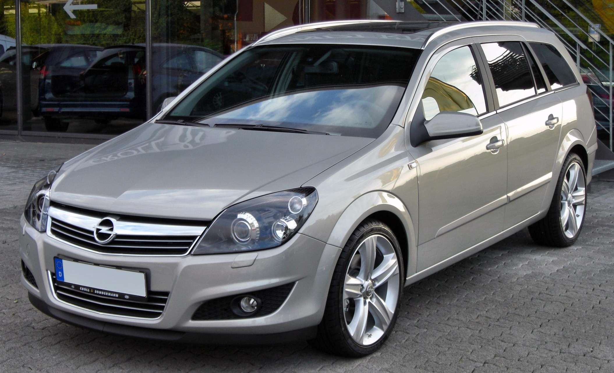 Opel Astra-H #7943040