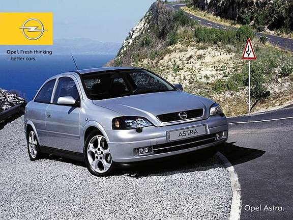 Opel Astra Classic #8544638