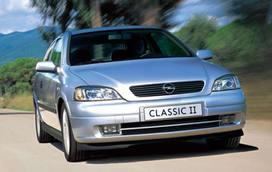 Opel Astra Classic #9159996