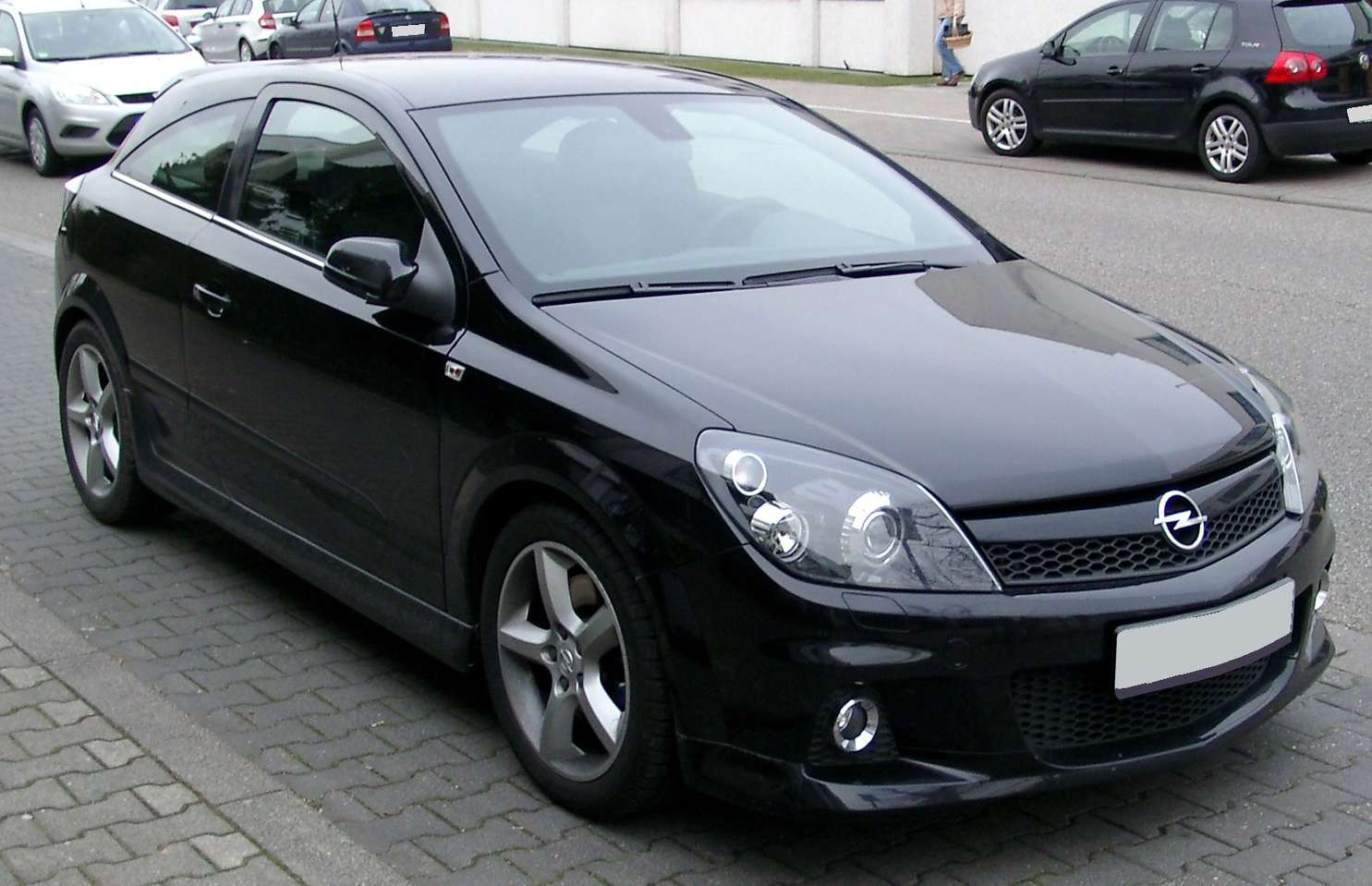 Opel Astra OPC #8025354