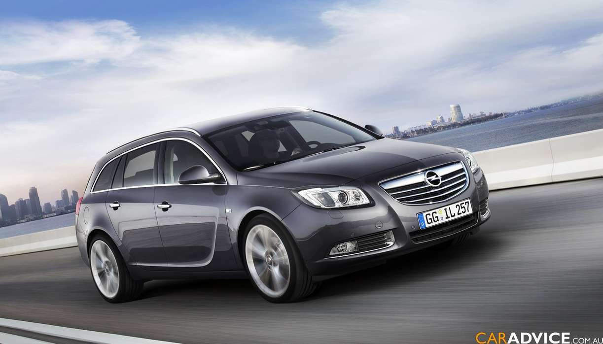 Opel Insignia Sports Tourer #9546281