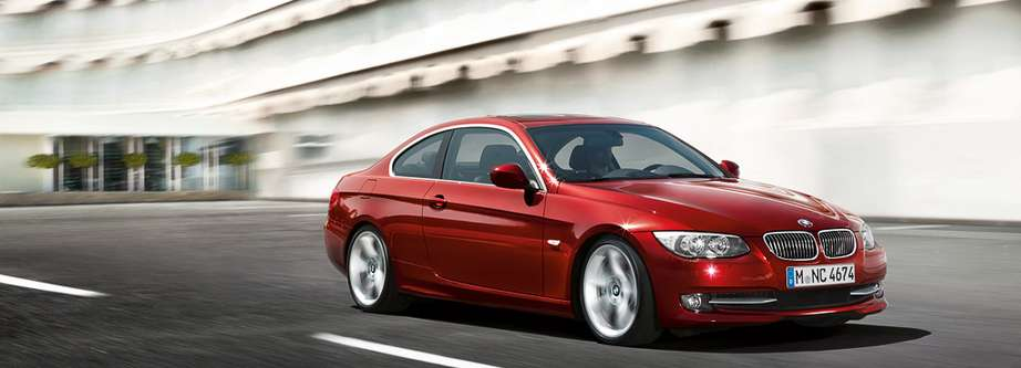 BMW 320D Coupe #9894450