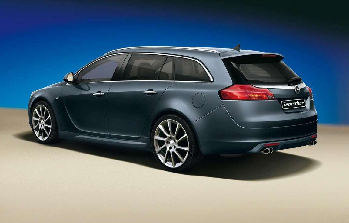 Opel Insignia Sports Tourer #8458508