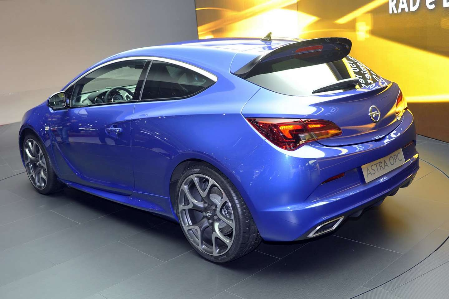 Opel Astra OPC #7118876