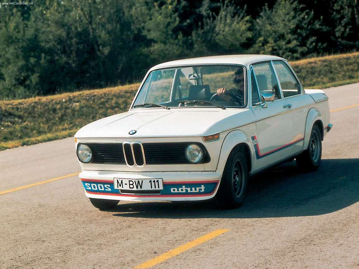 BMW 2002 Turbo #8992271