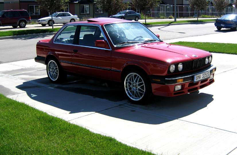 BMW 325is #7816198