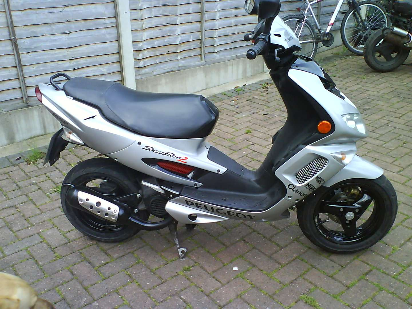 Peugeot Speedfight 2 #8288308