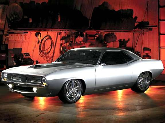 Plymouth Barracuda #8274706