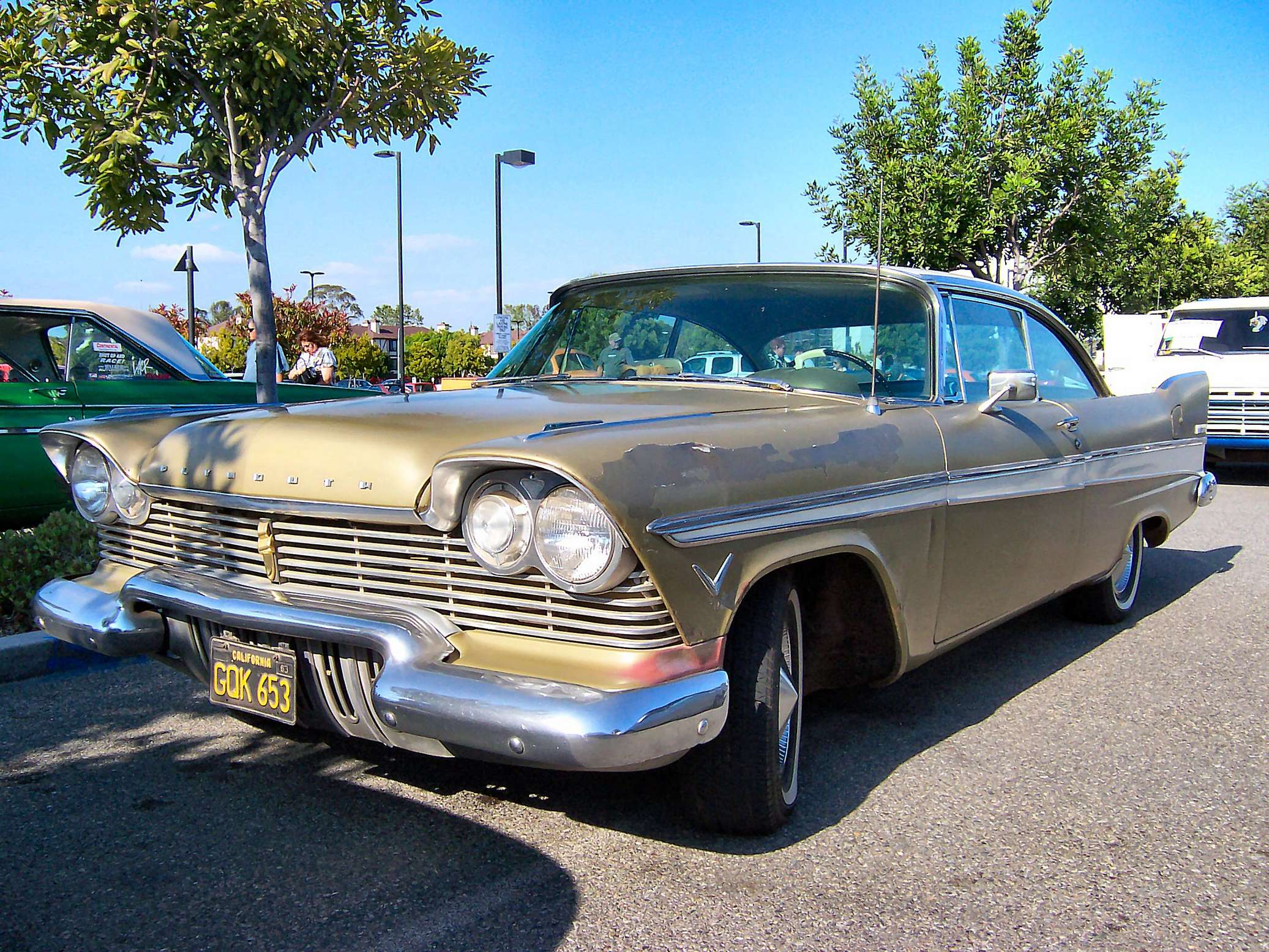 Plymouth Belvedere #7456790