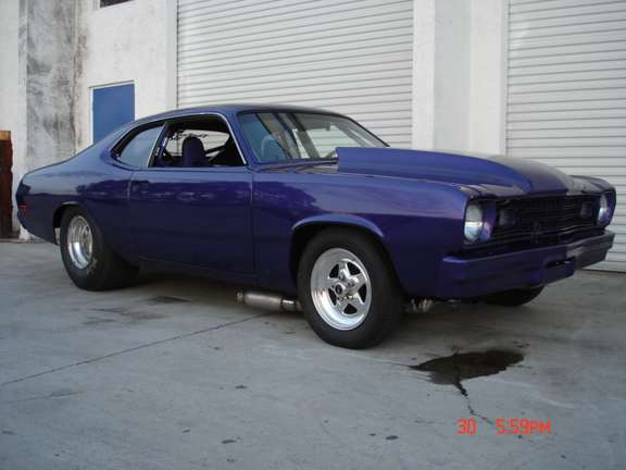 Plymouth Duster #7769479