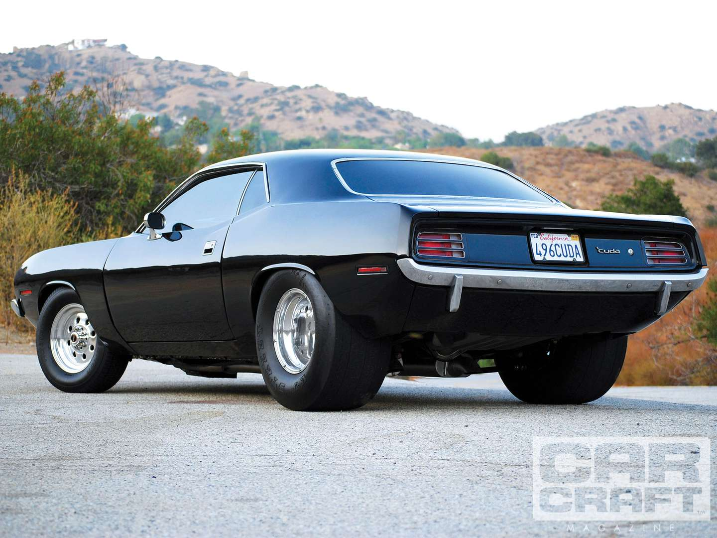 Plymouth Barracuda #9889796