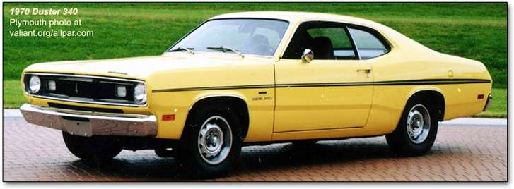 Plymouth Duster #9008532