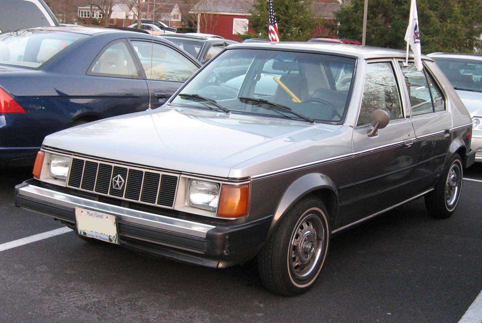 Plymouth Horizon #9094894