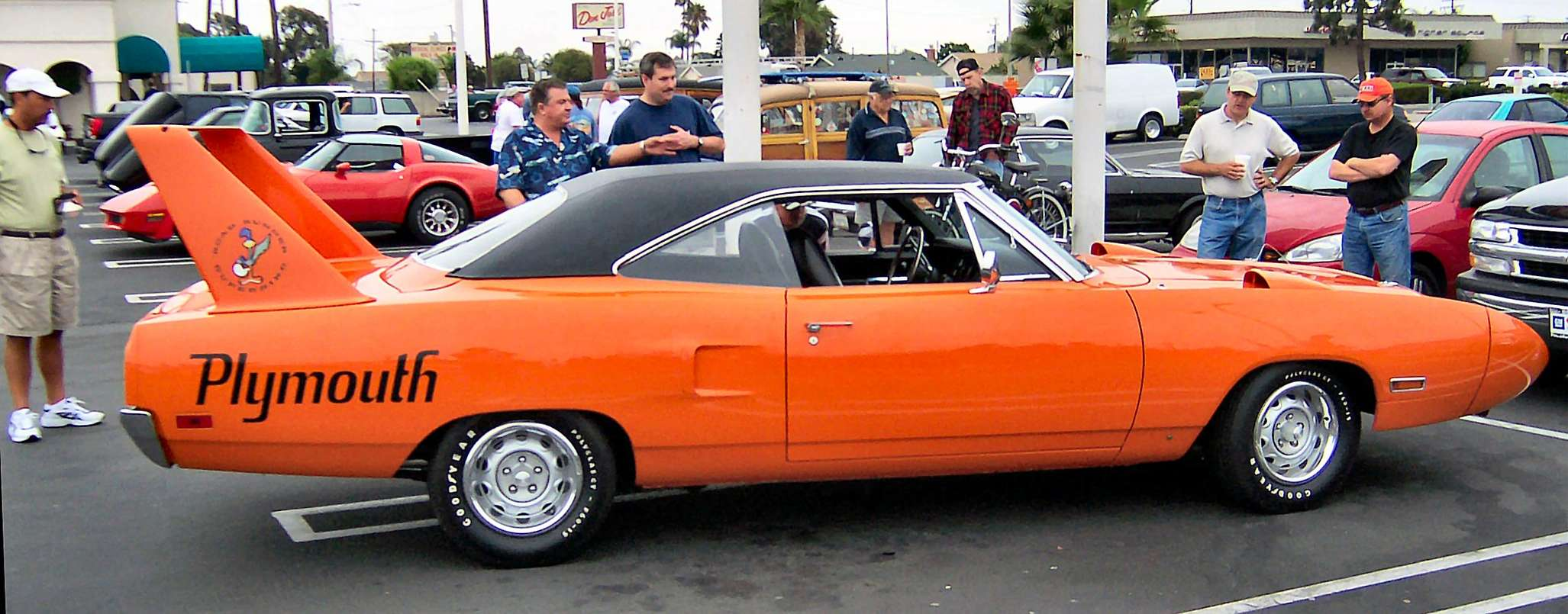 Plymouth Roadrunner #7331126