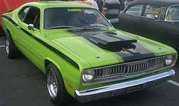 Plymouth Duster #7655468