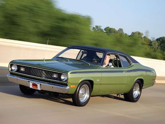 Plymouth Duster #8746440
