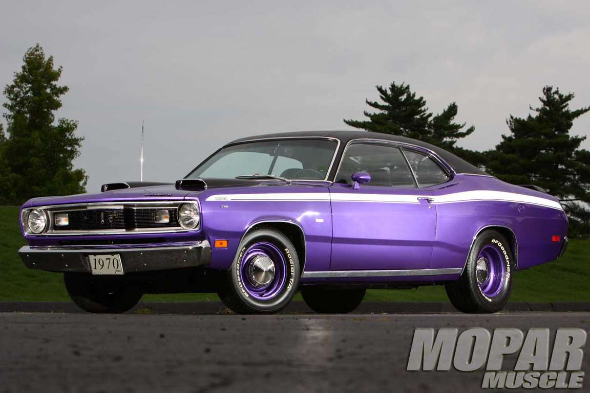 Plymouth Duster #7232873