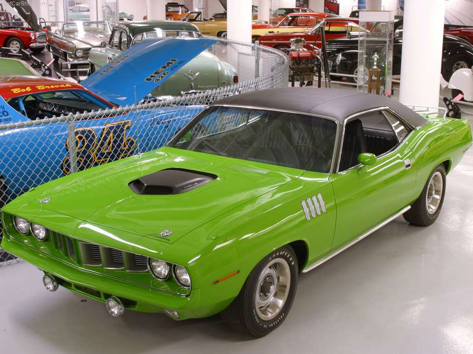 Plymouth Barracuda #7829104