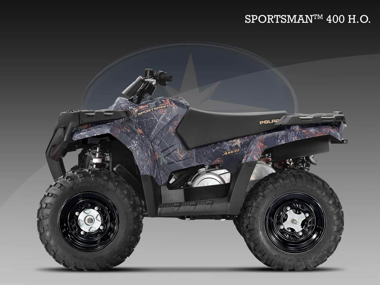 Polaris Sportsman 400 #7944851