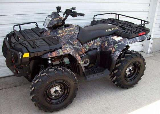 Polaris Sportsman 800 #9177315