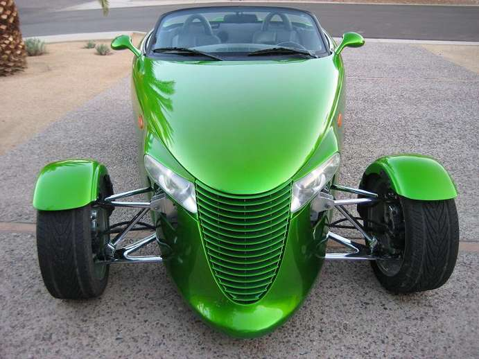 Plymouth Prowler #9682196