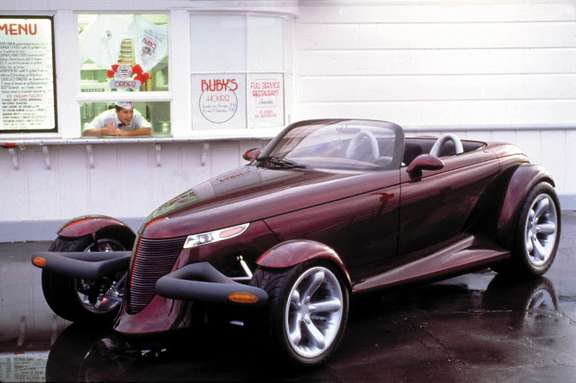 Plymouth Prowler #8377403