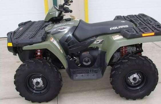 Polaris Sportsman 500 #8874196