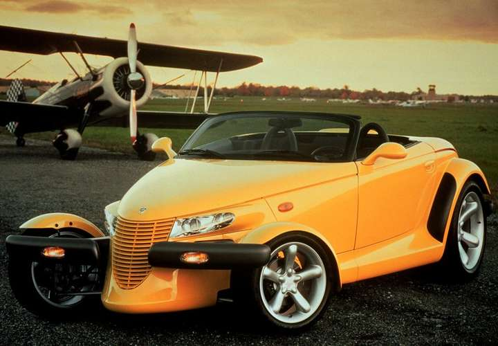 Plymouth Prowler #7579631