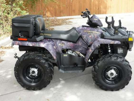 Polaris Sportsman 500 #8986408