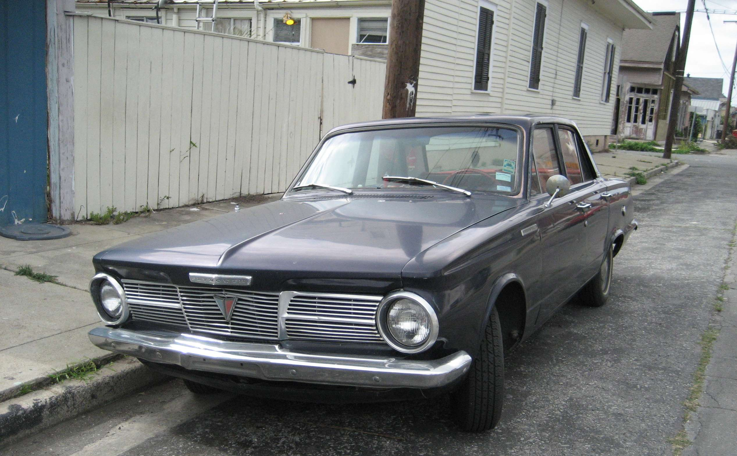 Plymouth Valiant #8001630