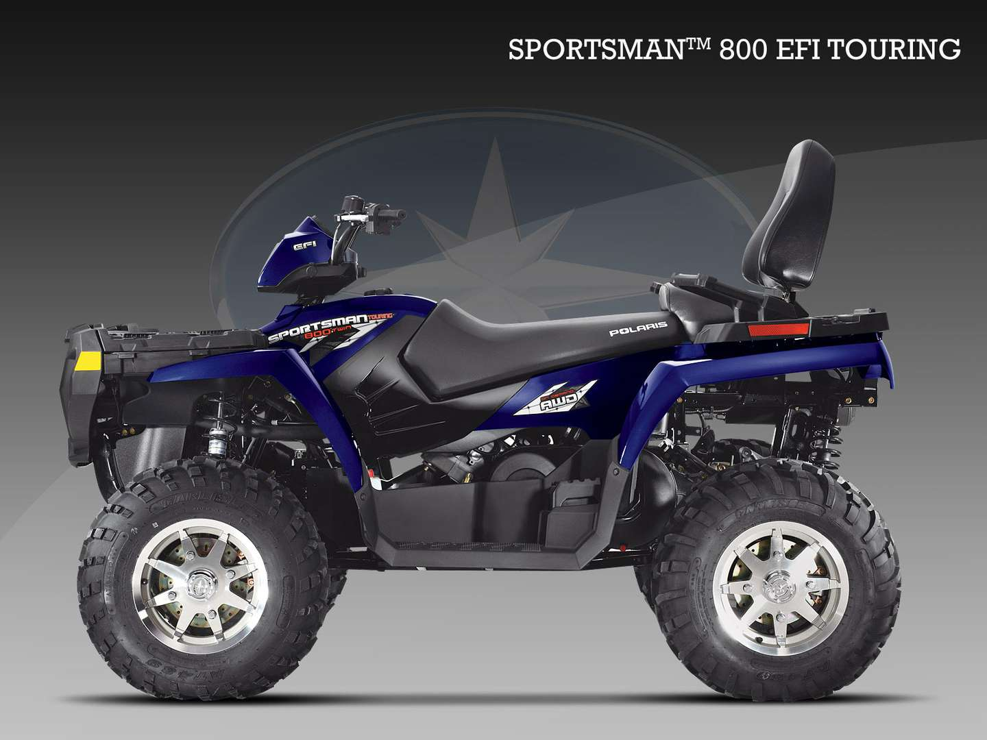 Polaris Sportsman 800 #9353594